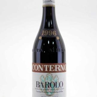 1996 Giacomo Conterno Barolo Cascina Francia - 750 mL