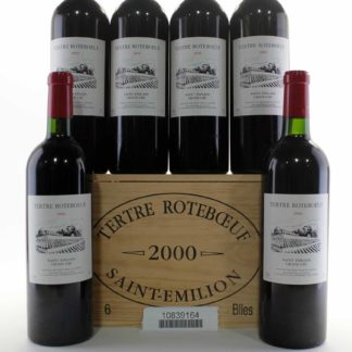 2000 Tertre Roteboeuf - 6 Bottles OWC - 750 mL