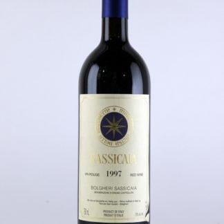1997 Sassicaia - 750 mL