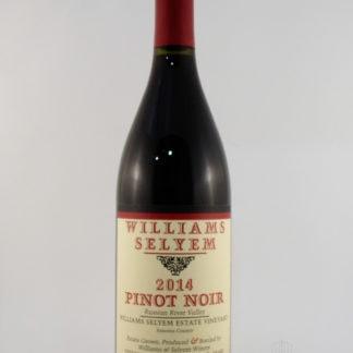 2014 William Selyem Selyem Estate Vineyard Pinot Noir - 750 mL