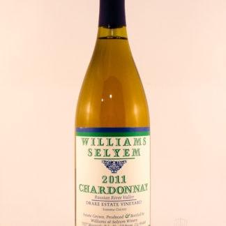 2011 Williams Selyem Chardonnay Drake - 750 mL