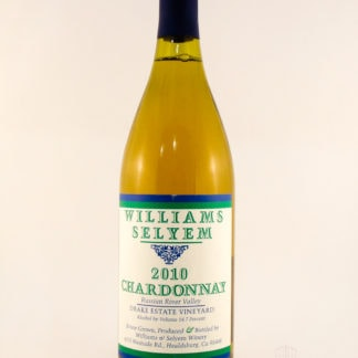 2010 Williams Selyem Chardonnay Drake - 750 mL