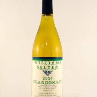 2014 Williams Selyem Chardonnay Allen - 750 mL