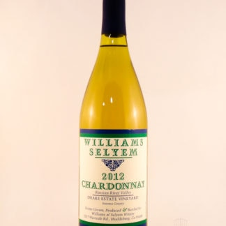 2012 Williams Selyem Chardonnay Drake - 750 mL
