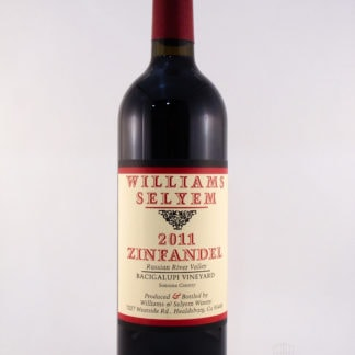 2011 Williams Selyem Zinfandel Bacigalupi Vineyard - 750 mL