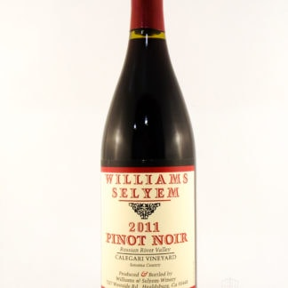 2011 Williams Selyem Calegari Vineyard Pinot Noir - 750 mL