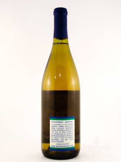 2011 Williams Selyem Chardonnay Allen - 750 mL