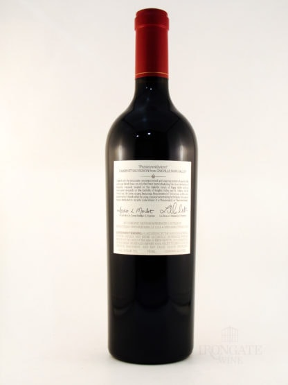 2013 Morlet Cabernet Sauvignon Passionnement - 750 mL