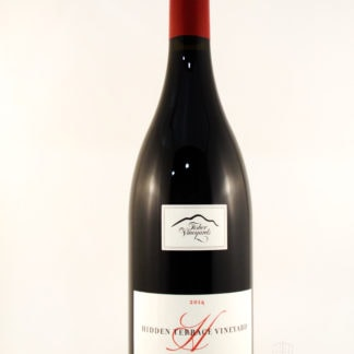 2014 Fisher Hidden Terrace Vineayrd Syrah - 750 mL