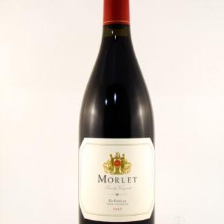 2012 Morlet Sonoma Coast Pinot Noir En Famille - 750 mL