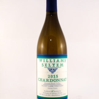 2015 William Selyem Olivet Lane Vineyard Chardonnay - 750 mL