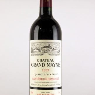 1999 Grand Mayne - 750 ml