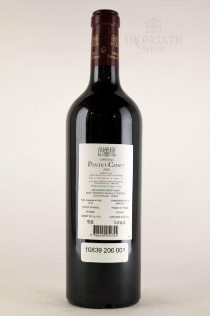 2010 Pontet Canet - 750 ml