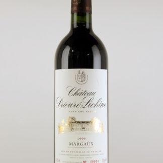1999 Prieure Lichine - 750 ml