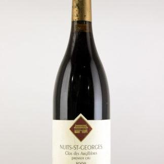 1998 Daniel Rion Nuits Saint Georges Clos Argillieres - 750 ml