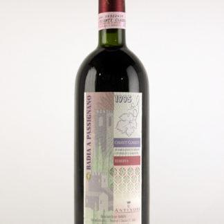 1995 Antinori Chianti Classico Riserva Badia Passignano - 750 ml