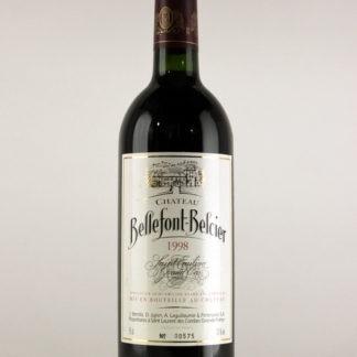 1998 Bellefont Belcier - 750 ml