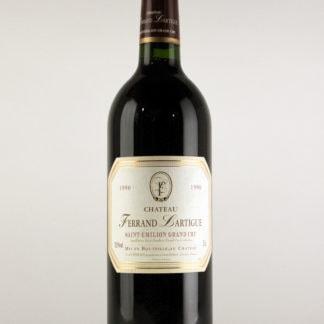 1996 Ferrand Lartigue - 750 ml