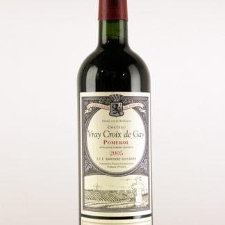 2005 Vray Croix De Gay - 750 ml