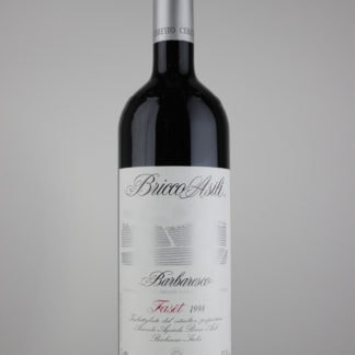 1998 Ceretto (Bricco Asili) Barbaresco Faset - 750 mL