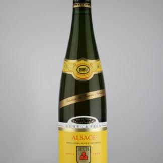 1989 Hugel Gewurztraminer SGN - 750 mL
