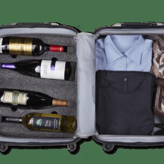 VinGardeValise Petite Wine Suitcase