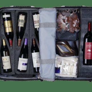 VinGardeValise Grande wine Suitcase