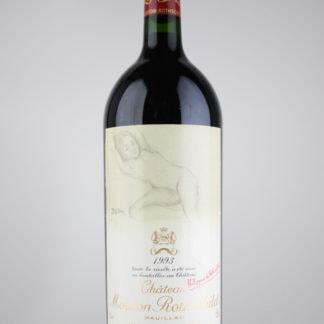 1993 Mouton Rothschild - 1500 ml