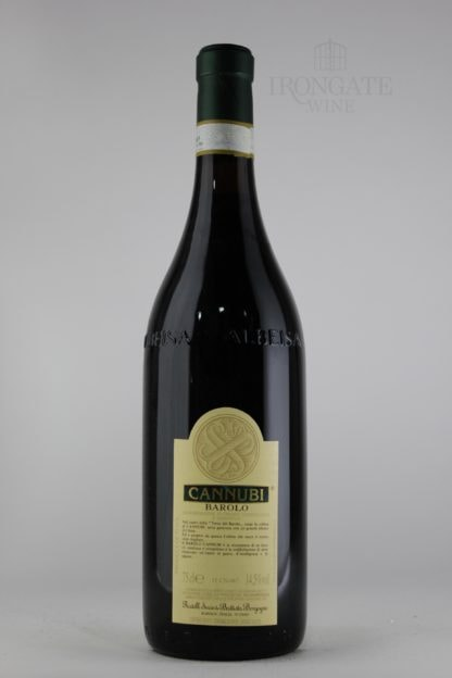2009 Serio e Battista Borgogno Barolo Cannubi - 750 mL
