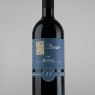2005 Parusso Barolo 35 Annata - 750 mL