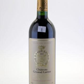 2001  Gruaud Larose - 750 ml