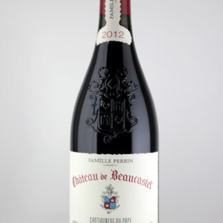 2012 Beaucastel Chateauneuf Du Pape - 750 mL