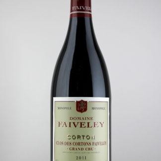 2011 Domaine Faiveley Corton Clos Corton - 750 mL