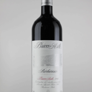 1998 Ceretto Asij Barbaresco - 750 mL