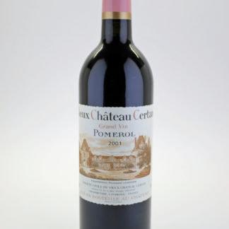 2001  Vieux Chateau Certan - 750 mL