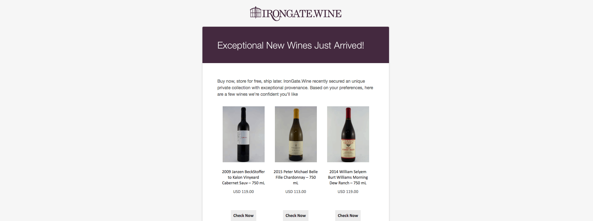 Wine Memberships | Providing Exclusive Early Access To Wine Buying