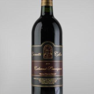 2001 Leonetti Cabernet Sauvignon - 750 mL