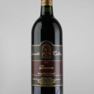 2001 Leonetti Reserve - 750 mL