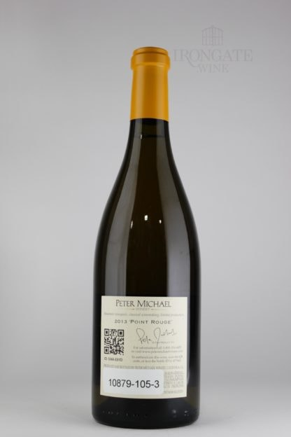 2013 Peter Michael Point Rouge Chardonnay - 750 mL