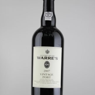 2007 Warre - 750 mL