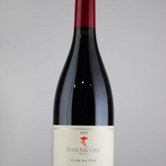 2011 Peter Michael Sonoma Coast Pinot Noir Clos Ciel - 750 mL