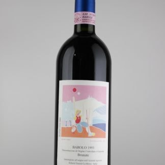 1993 Roberto Voerzio Barolo Brunate - 750 mL