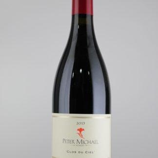 2013 Peter Michael Sonoma Coast Pinot Noir Clos Ciel - 750 mL