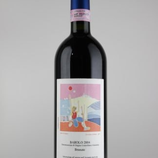 2004 Roberto Voerzio Barolo Brunate - 750 mL