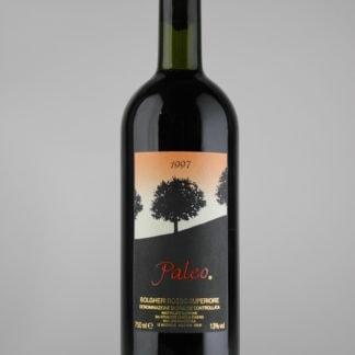 1997 Macchiole Paleo Rosso - 750 mL