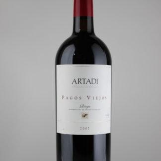 2007 Artadi Pagos Viejos - 750 mL