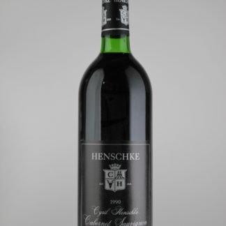 1990 Henschke Cyril Henschke Cabernet Sauvignon - 750 mL