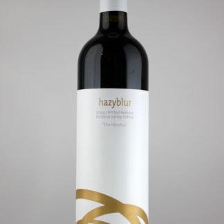 2004 Hazyblur Invictus Shiraz - 750 mL