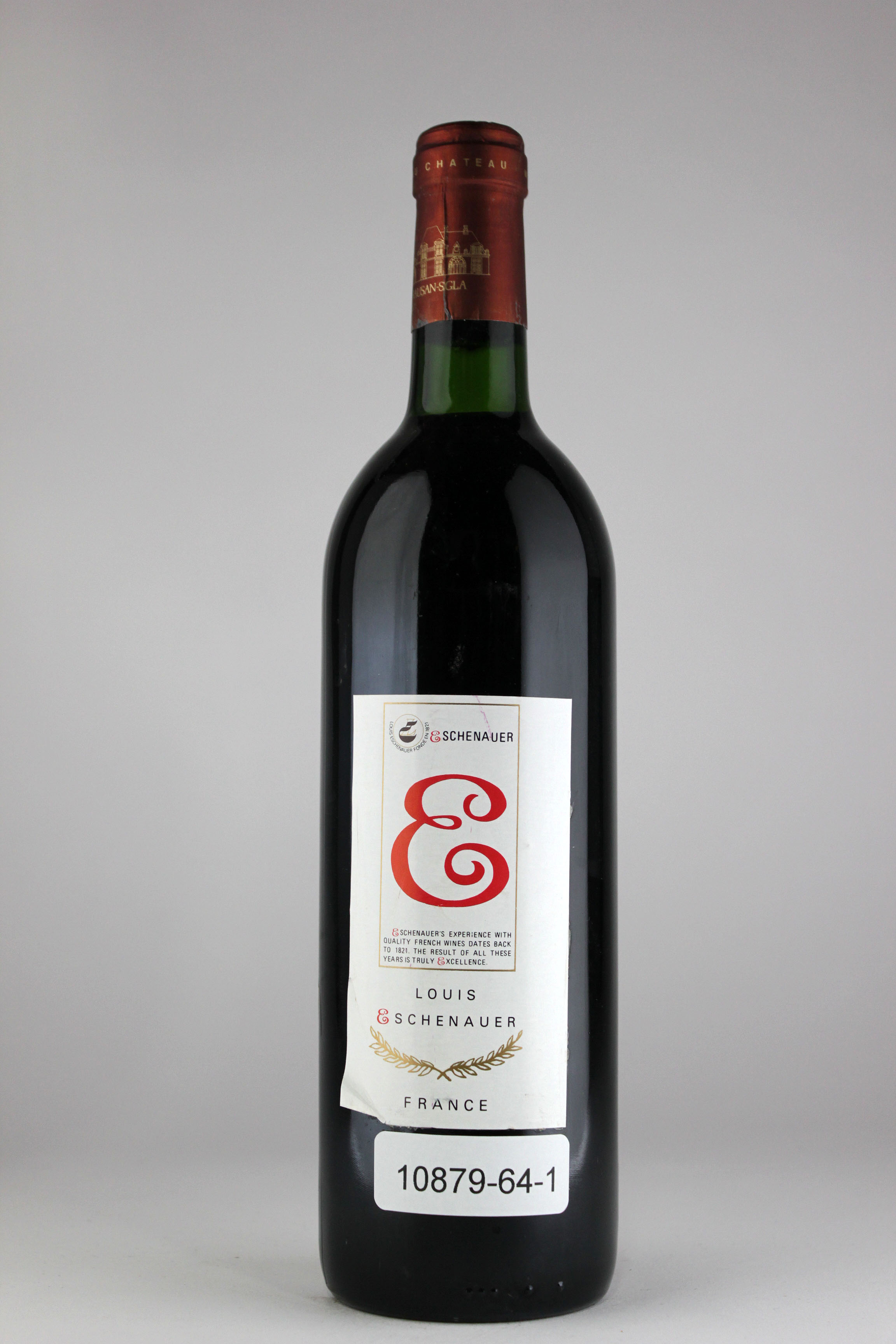 1986 Rauzan Segla - 750 mL - Buy Online At IronGate Wine - 23078