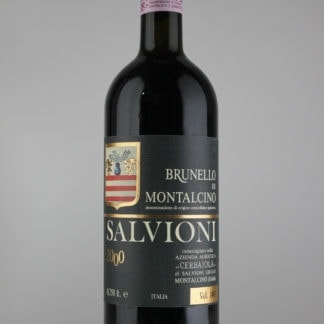 2000 Salvioni Brunello Montalcino Cerbaiola - 750 mL